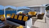 Motor yacht DREAM -  Sundeck
