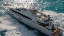 Motor yacht Don Carlo -  From Above