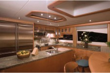 Motor yacht Don Carlo -  Galley