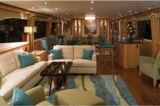 Motor yacht Don Carlo -  Main Salon