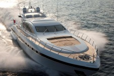 Motor yacht ENZO -  Bow