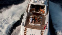 Motor yacht ENZO -  From Above