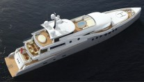 Motor yacht EVENT -  From Above
