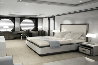 Motor yacht EVENT -  Master Cabin