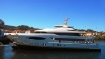 Motor yacht FOLLOW ME V launched by Factoria Naval Marin