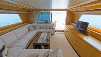 Motor yacht FOS - Salon view aft