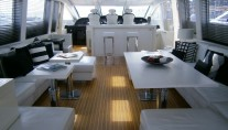 Motor yacht FRIDAY -  Main Salon