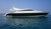 Motor yacht FRIDAY -  Profile