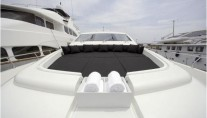Motor yacht FRIDAY -  Sunbeds on Bow