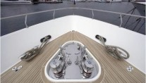Motor yacht FRIDAY - Bow