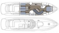 Motor yacht GIANPIER -  Layout