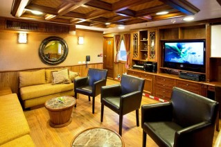 Motor yacht GRACE -  Salon