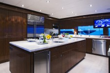 Motor yacht Gigi II - Galley