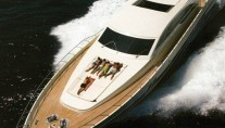 Motor yacht Ginevra -  From Above