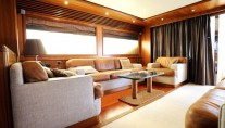 Motor yacht HAPPY FEET -  Salon