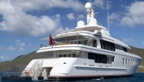 Motor yacht Helix the 5th F45 Vantage motor yacht by Feadship