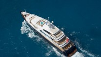 Motor yacht ICE ANGEL - Aerial