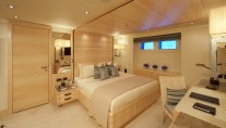Motor yacht ICE ANGEL - Guest cabin