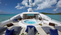 Motor yacht ICE ANGEL - Jacuzzi