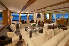 Motor yacht ICE ANGEL - Salon