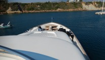 Motor yacht IF -  Foredeck