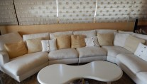 Motor yacht IF -  Salon Seating