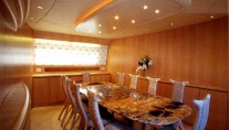 Motor yacht IF - Formal dining