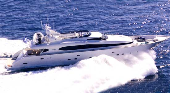 Luxury Motor Yacht 'IF'