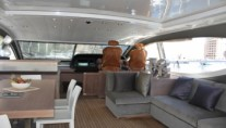 Motor yacht IROCK -  Formal Salon