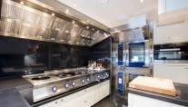 Motor yacht Illusion V - Galley
