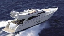 Motor yacht JACO I -  From ABove