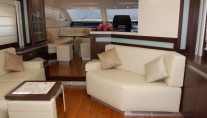 Motor yacht JACO I -  Salon View 2