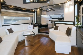 Motor yacht JACO I -  Salon and Dining
