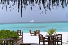 Motor yacht JANA -  In the Maldives 2