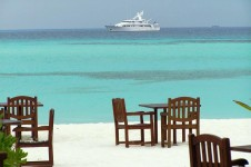 Motor yacht JANA -  In the Maldives