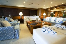 Motor yacht JANA -  Main Salon