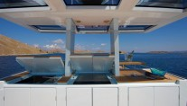 Motor yacht KANGA -  Sundeck Bar and Grill