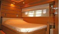Motor yacht LADY CHATTERLEY -  Double Cabin