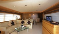 Motor yacht LADY CHATTERLEY -  Main Salon