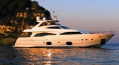 Motor yacht LADY CHATTERLEY