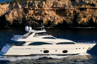 Motor yacht LADY CHATTERLEY -  Profile