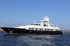 Motor yacht LADY IN BLUE -  Profile