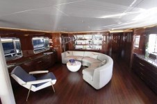 Motor yacht LADY IN BLUE -  Salon