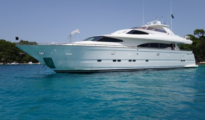 Motor yacht Lady Marcelle