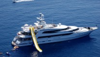 Luxury Yacht 'Lazy Z'