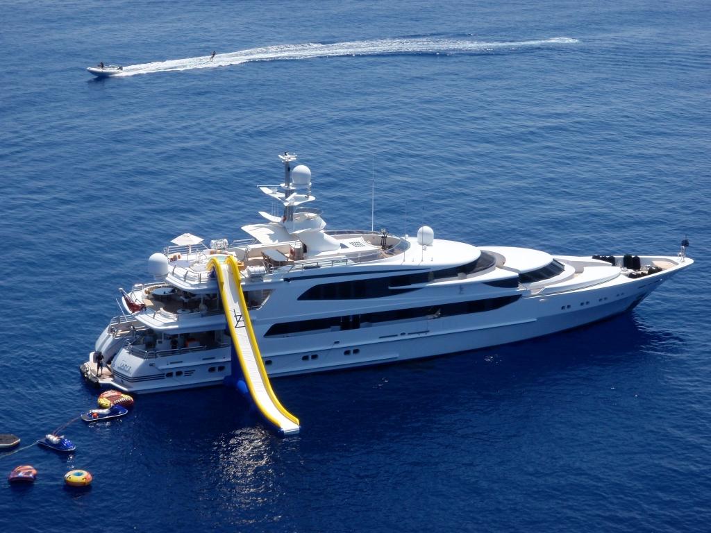 Luxury Yacht 39 Lazy Z 39 Mediterranean Caribbean Bahamas