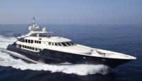 Luxury yacht LEDRA (Ex Ellix Too)