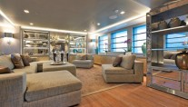 Motor yacht LIBERTY -  Main Salon View 2