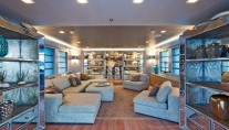 Motor yacht LIBERTY -  Main salon