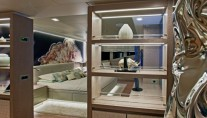 Motor yacht LIBERTY -  Master Cabin View 2